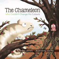 The Chameleon Who Couldn't Change His Colours